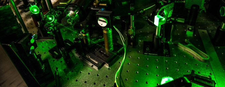 Don't get too close - 12W is a doozey of a laser beam!