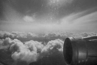 Great clouds en route to Hong Kong