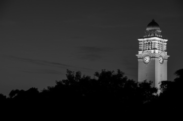 I'm truly fascinated with clock towers.