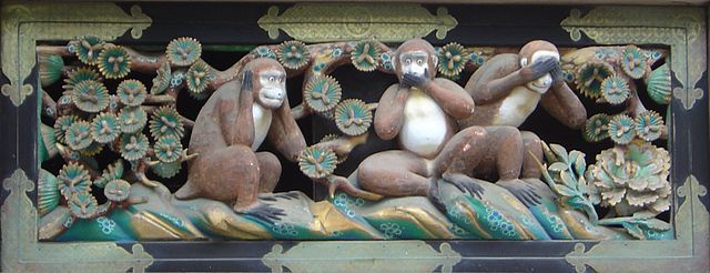 These monkeys inculcate a fear of wrongdoing to guard their appearance of rightness.