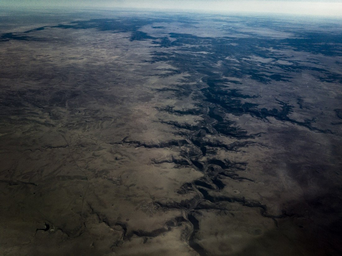 Above Springer, New Mexico